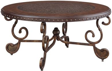 Rafferty Round Coffee Table