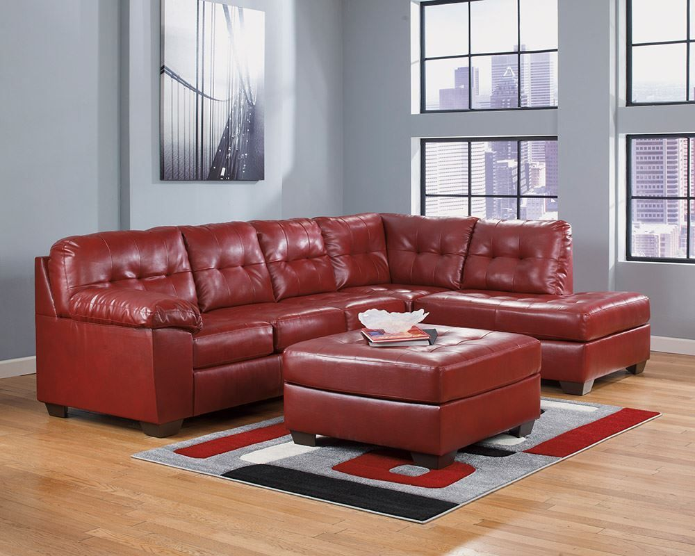 Picture of Alliston DuraBlend Salsa Sectional