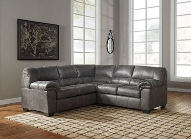 Bladen Slate Two Piece Sectional