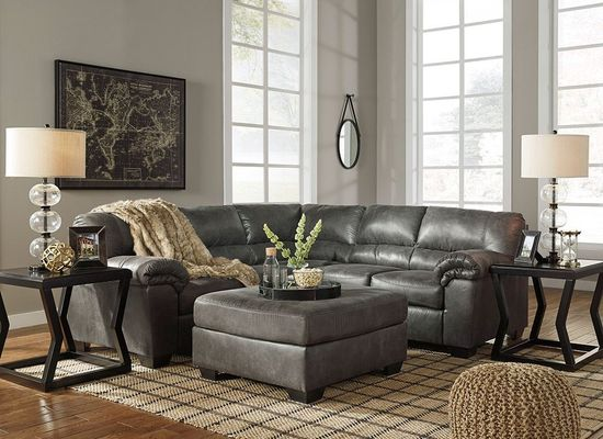 Picture of Bladen Slate Two Piece Sectional