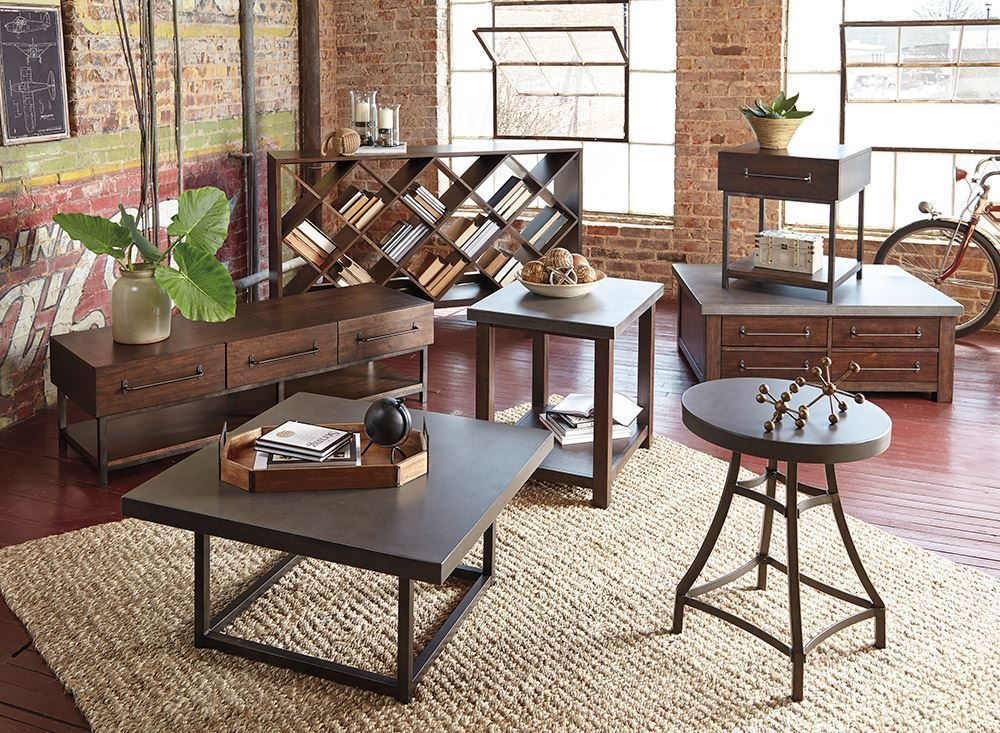 Picture of Starmore Rectangular End Table