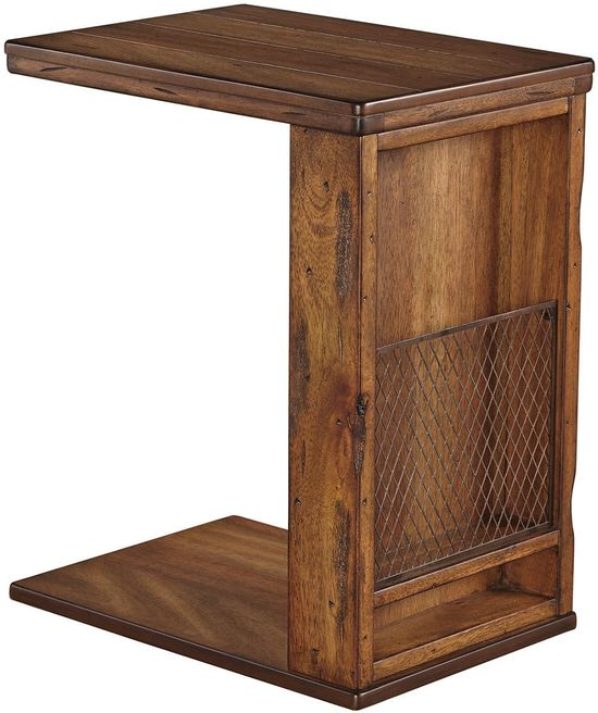 Picture of Tamonie Brown Chairside End Table