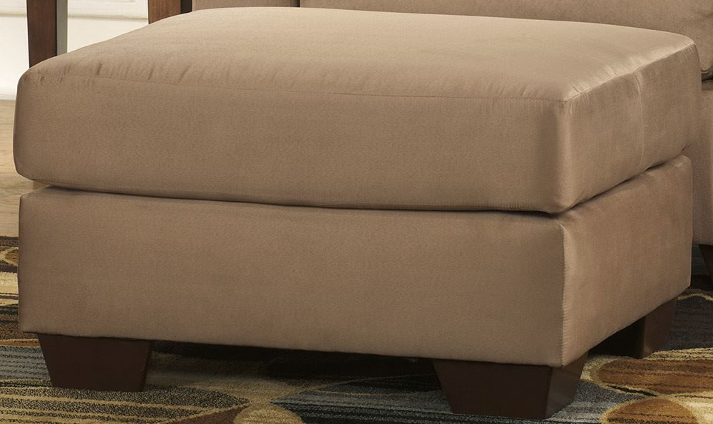Picture of Darcy Mocha Ottoman