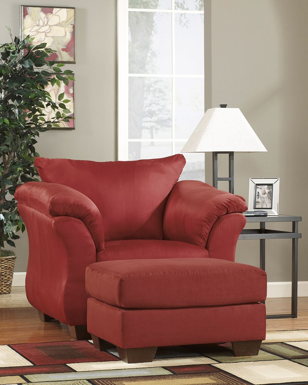 Picture of Darcy Salsa Ottoman