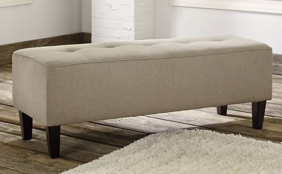 Picture of Sinko Quartz Oversized Accent Ottoman