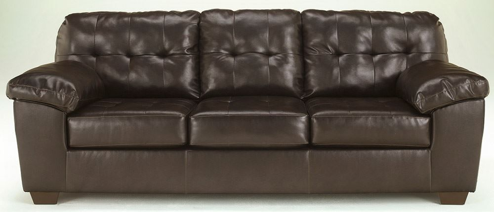 Picture of Alliston Chocolate Queen Sleeper Sofa