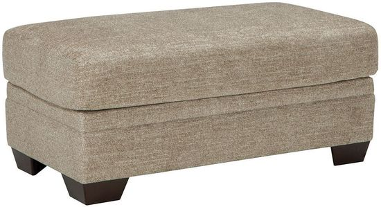 Picture of Barrish Sisal Ottoman