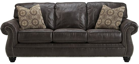 Picture of Breville Charcoal Queen Sleeper Sofa