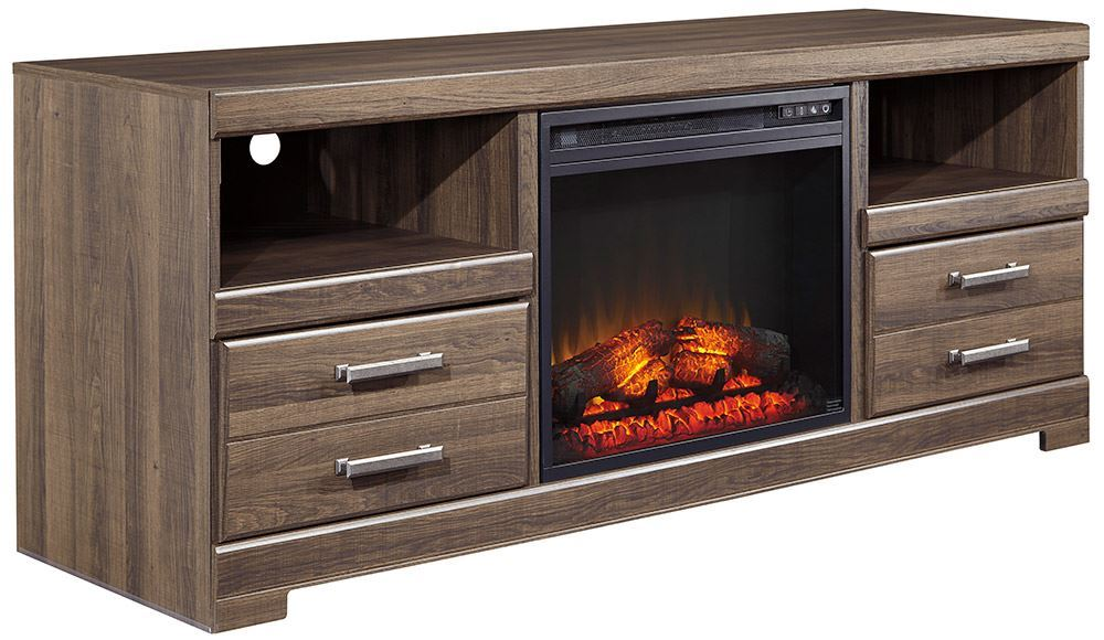 Picture of Frantin Television Stand with Fireplace
