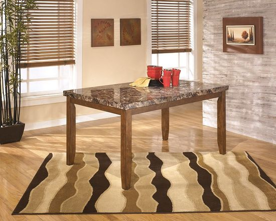 Picture of Lacey Faux Marble Table
