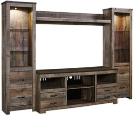Trinell Entertainment Wall