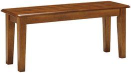 Berringer Hickory Bench