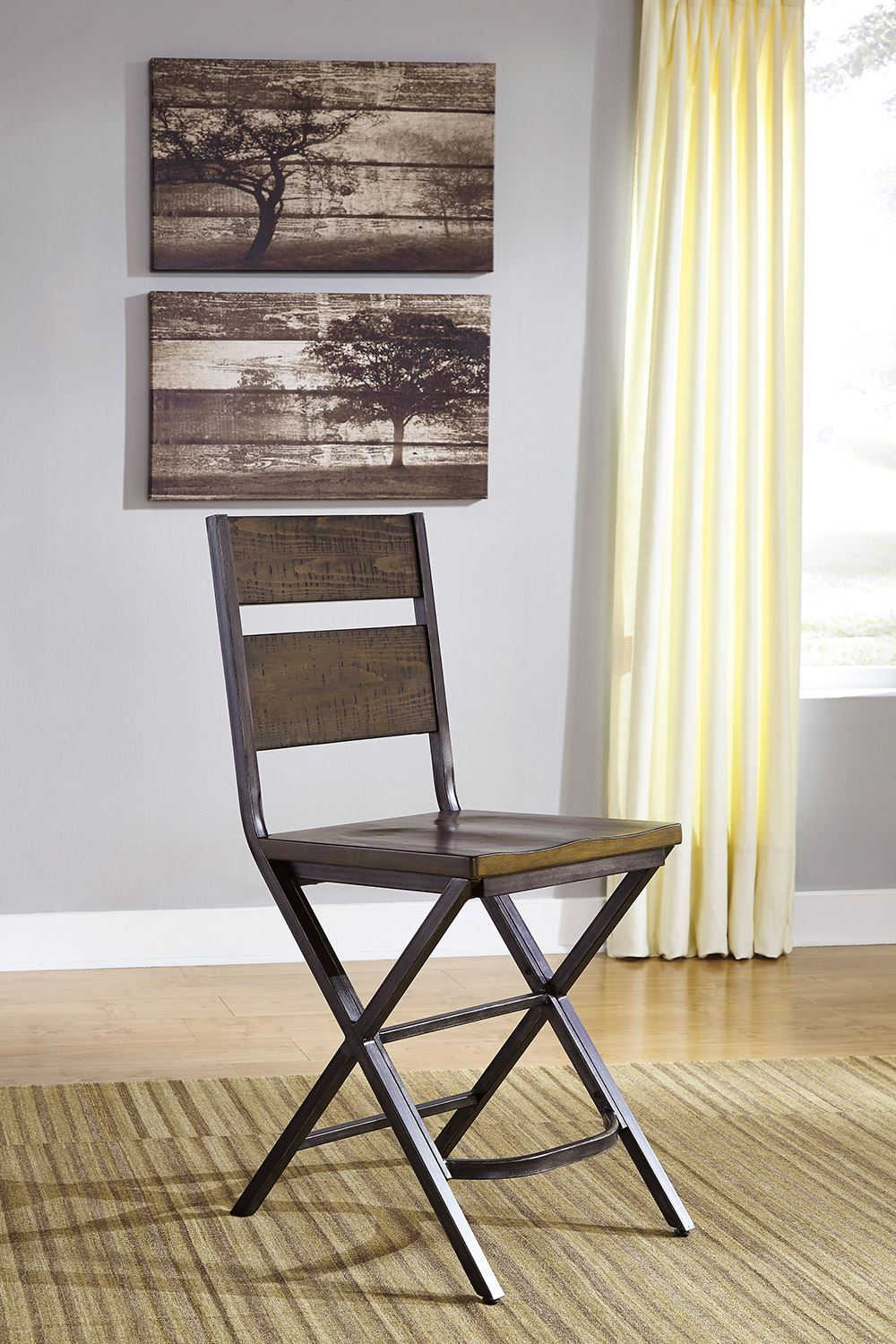 Picture of Kavara 24 Inch Stool