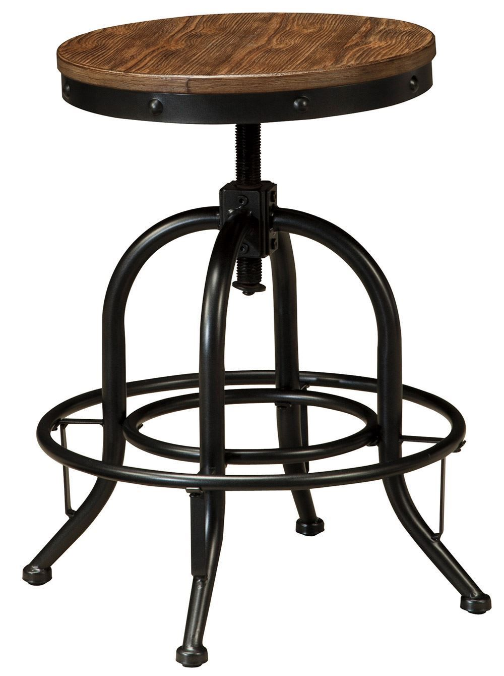 Picture of Pinnadel 24 inch Swivel Stool