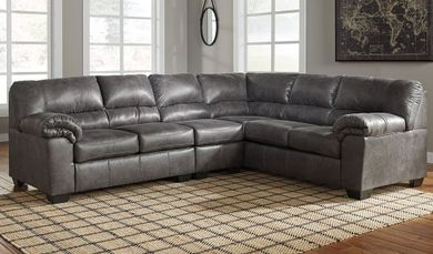 Bladen Slate Three Piece Sectional
