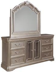Birlanny Dresser and Mirror Set
