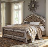 Birlanny Upholstered Queen Bed Set