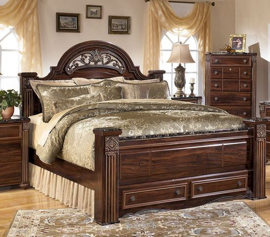 Picture of Gabriela King Storage Bed Set