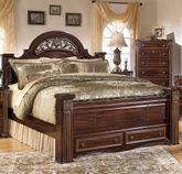 Gabriela Queen Storage Bed Set