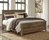 Trinell King Panel Bed Set