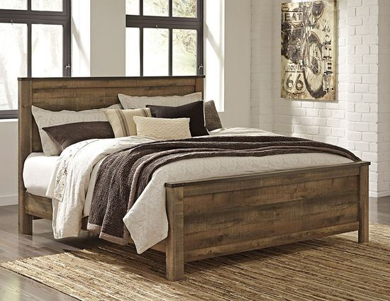 Picture of Trinell Queen Panel Bed Set