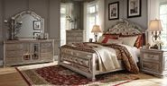 Birlanny Upholstered Queen Bedroom Set