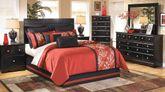 Shay Queen Bedroom Set