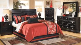 Shay Queen Bedroom Set