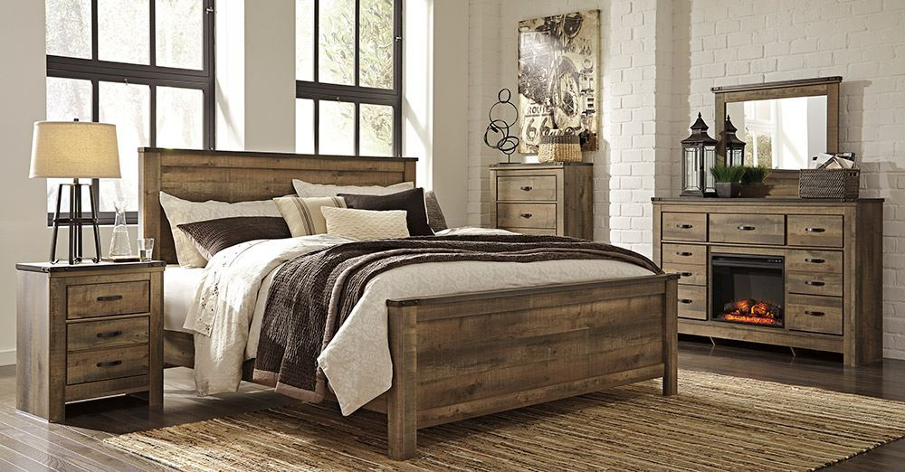 Picture of Trinell King Panel Bedroom Set