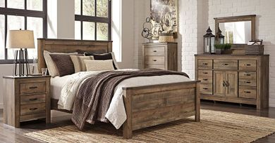 Trinell Queen Panel Bedroom Set