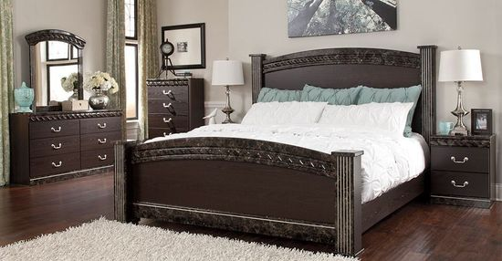 Picture of Vachel King Bedroom Set