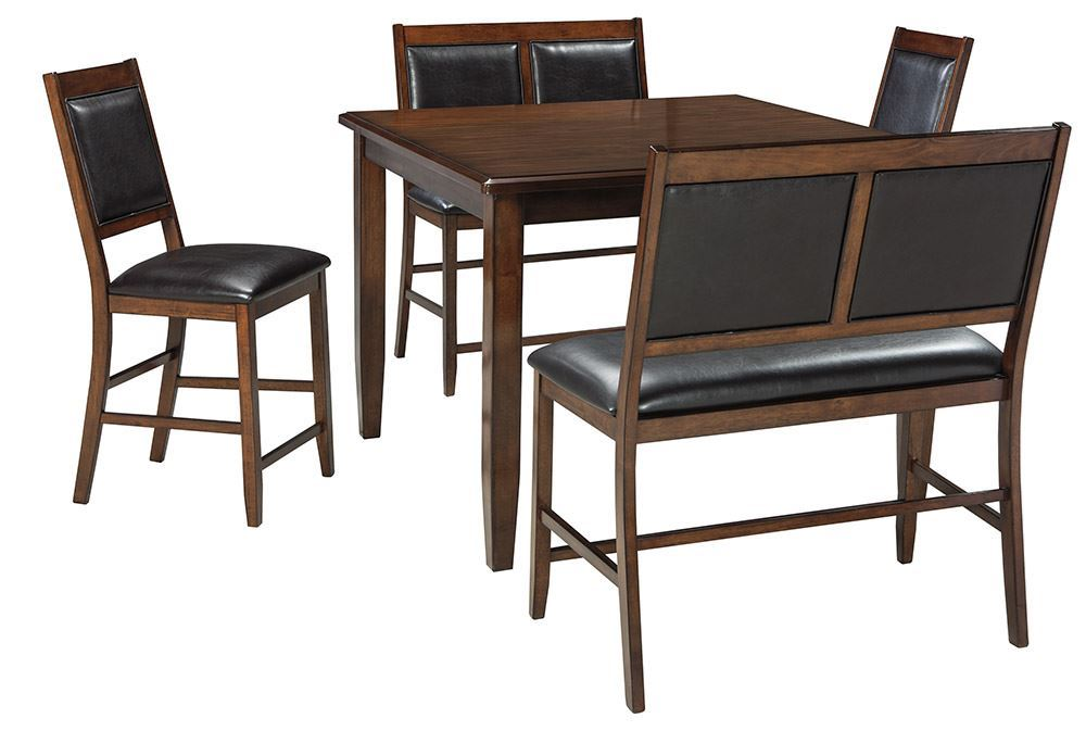 Picture of Meredy Five Piece Counter Height Dining Set