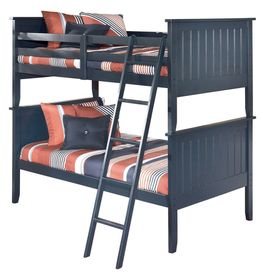 Leo Twin over Twin Bunkbed