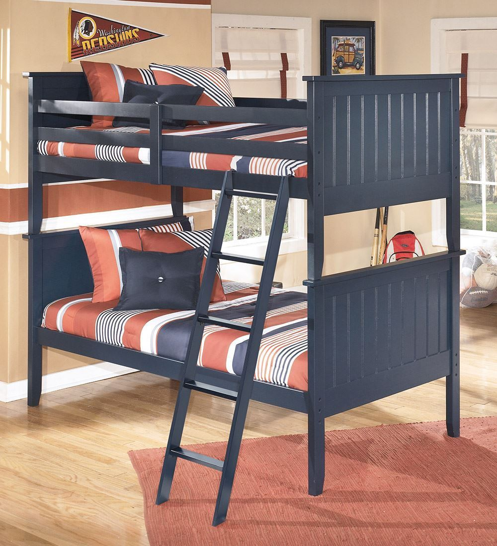 Picture of Leo Twin over Twin Bunkbed