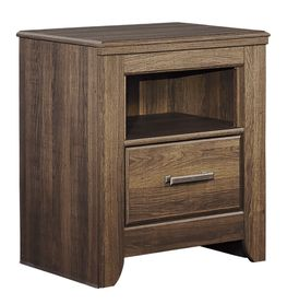 Juararo One Drawer Nightstand