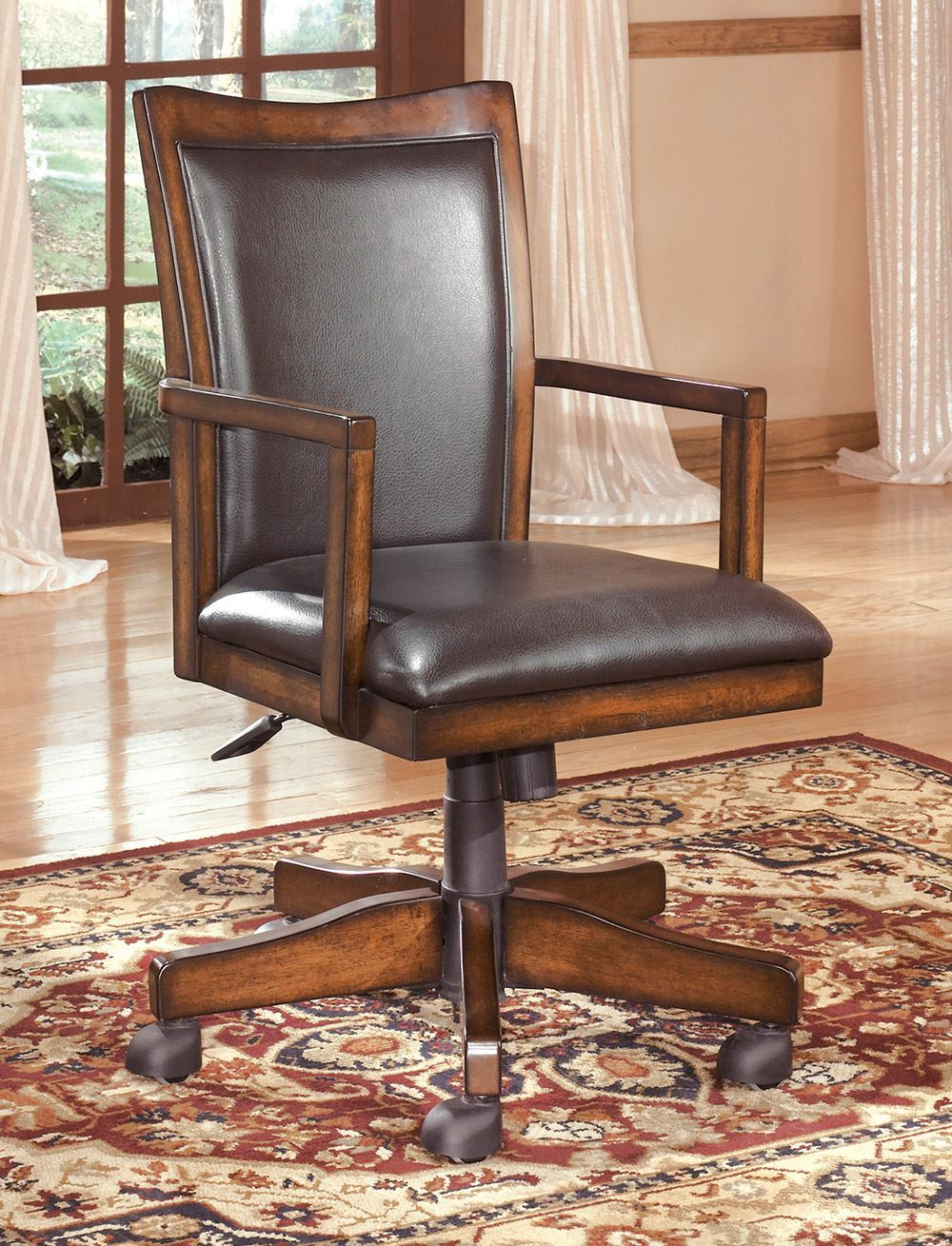 Picture of Hamlyn Swivel Arm Chair