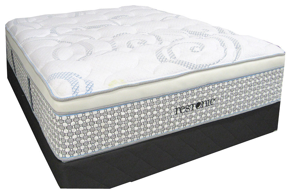 Picture of Restonic Belle Fourche Euro-Top  Queen Mattress Only
