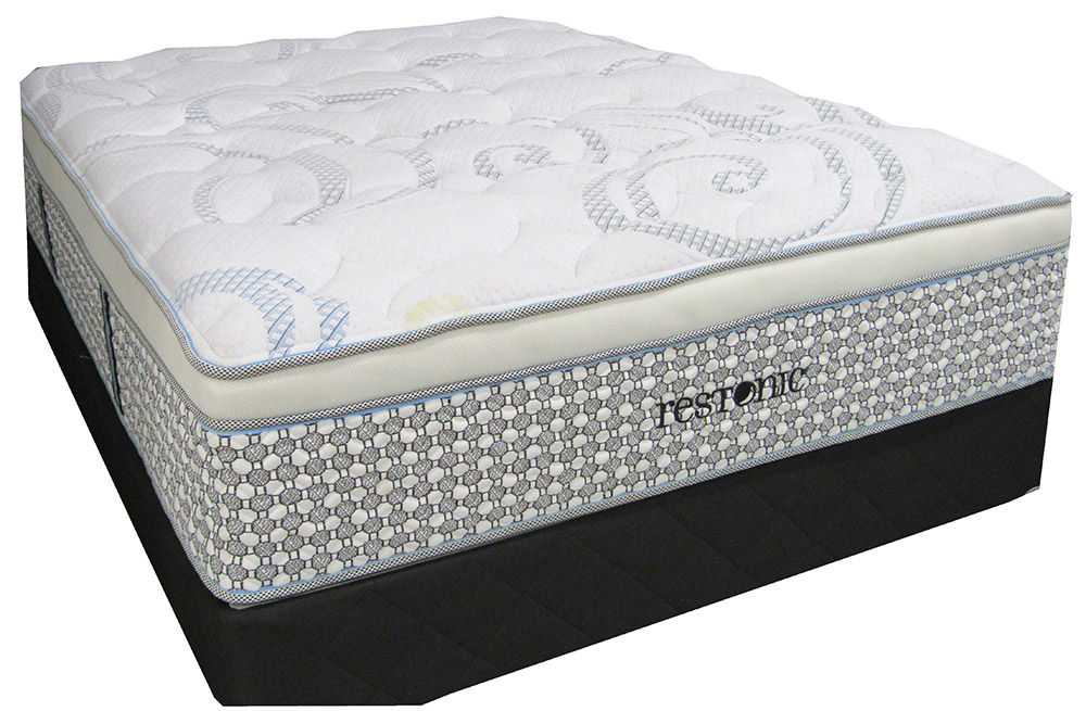 Picture of Restonic Belle Fourche Plush  Twin Mattress Only