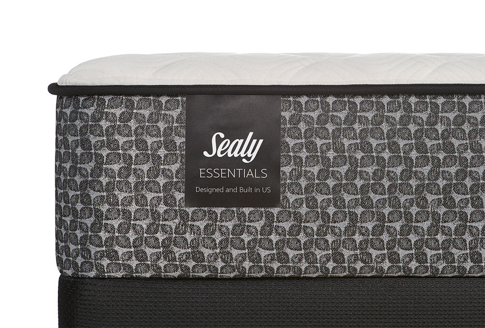 Picture of Sealy Response Calhoun Plush Tightop Queen StableSupport Low Profile Foundation