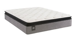 Sealy Response Deaton Plush EuroTop Twin Mattress Only