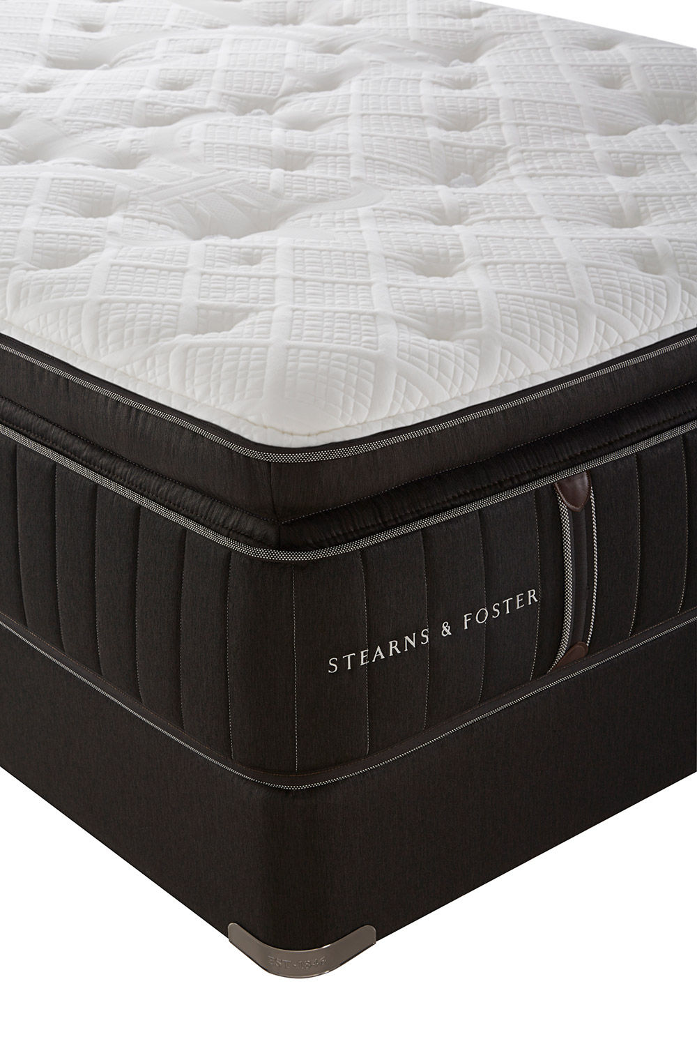 Picture of Stearns & Foster Bayfield Cushion Firm Pillowtop Queen Mattress Only