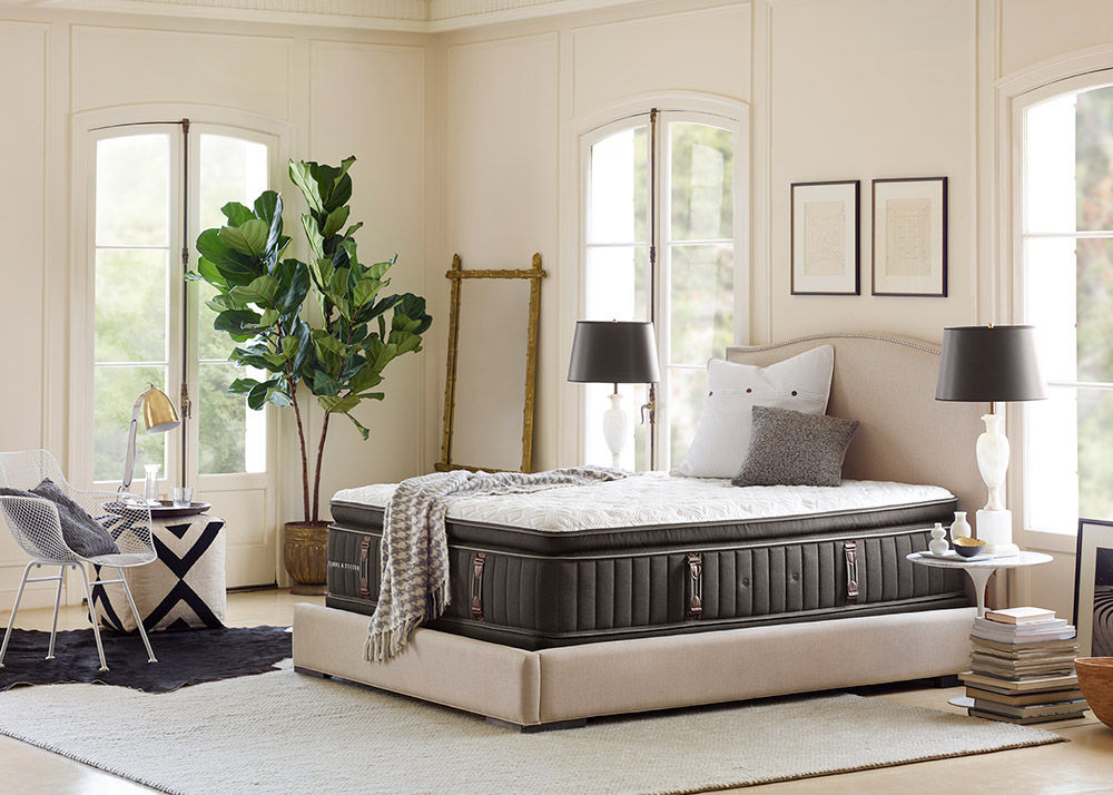 Picture of Stearns & Foster Reserve No. 2 Cushion Firm Pillowtop King Mattress Only