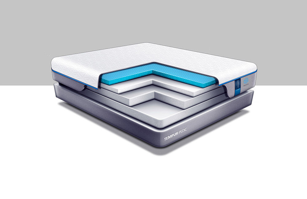 Picture of Tempur-Pedic TEMPUR-Cloud® Luxe Breeze  Twin XL Mattress Only