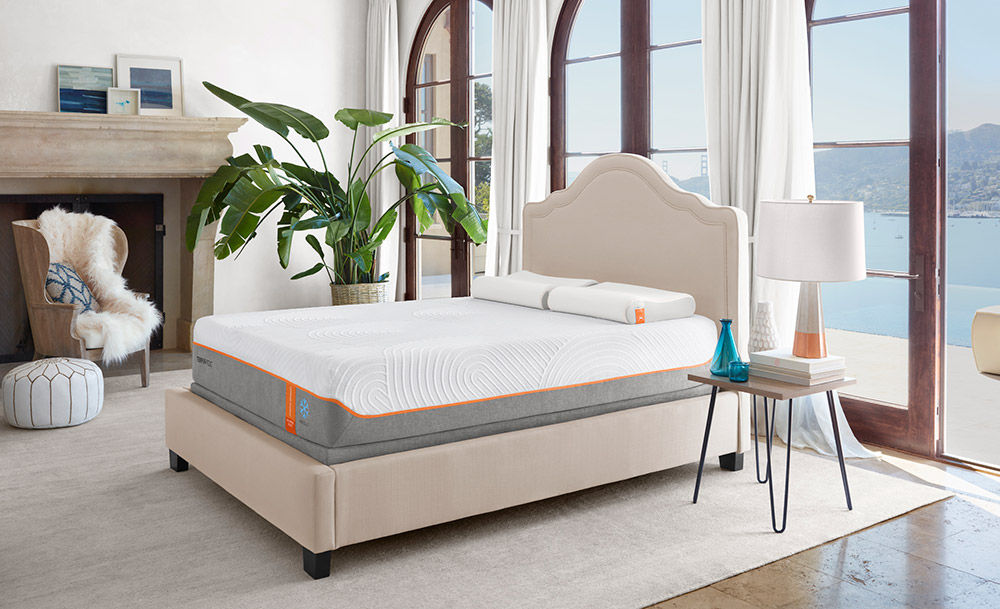 Picture of Tempur-Pedic TEMPUR-Contour™ Elite Breeze  Twin XL Tempur-Ergo Premier Set