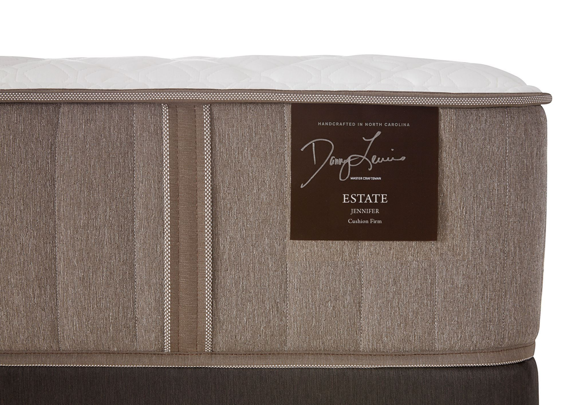 Picture of Stearns & Foster Scarborough Plush Pillowtop Full Flat Foundation Set
