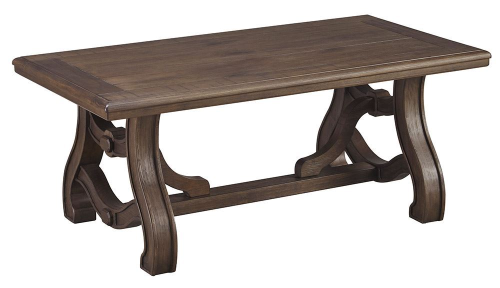 Picture of Tanobay Gray Rectangular Cocktail  Table