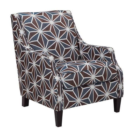 Picture of Brise Chestnut Accent Chair