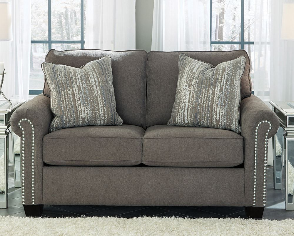 Picture of Gilman Charcoal Loveseat