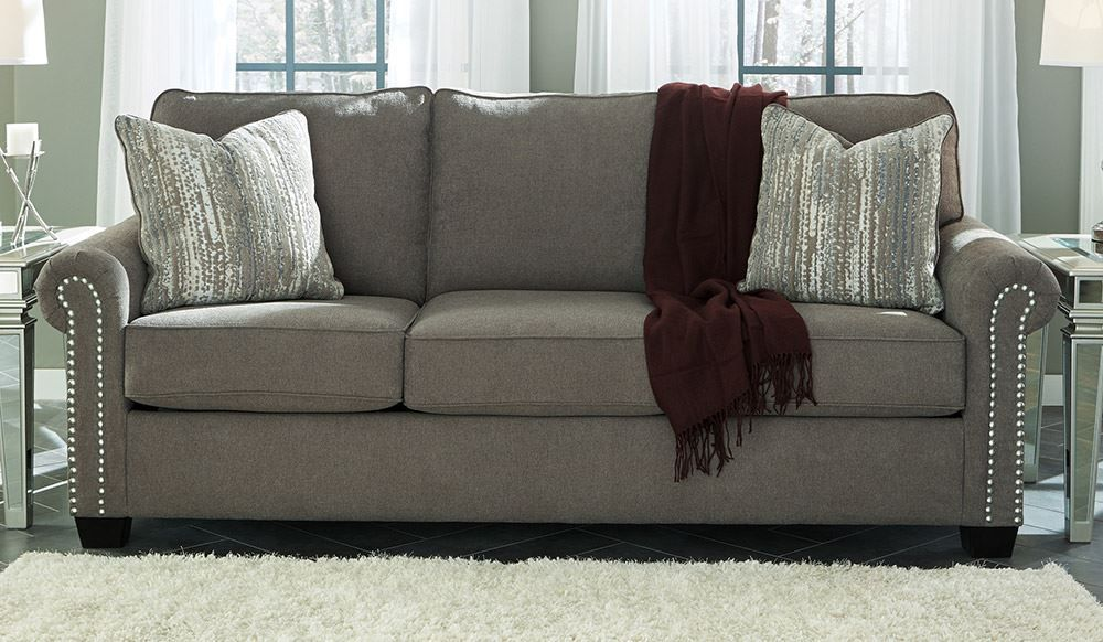 Picture of Gilman Charcoal Sofa