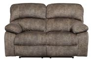 Cannelton Gray Power Reclining Loveseat